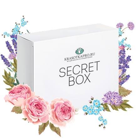 Secret Box, Август 2018