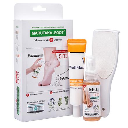 Marutaka-Foot, Набор для пилинга ног