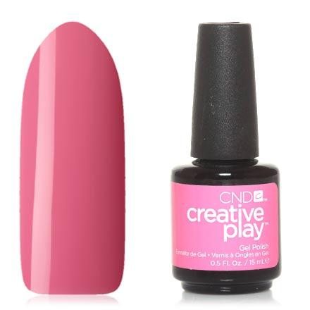 CND, Creative Play Gel №407, Sexy i know it