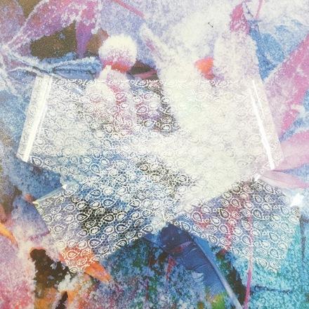 Patrisa Nail, Фольга «Белое кружево» №2