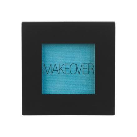 MAKEOVER PARIS, Тени для век Single Eyeshadow, Sky Blue