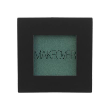 MAKEOVER PARIS, Тени для век Single Eyeshadow, Pearly Turqudise