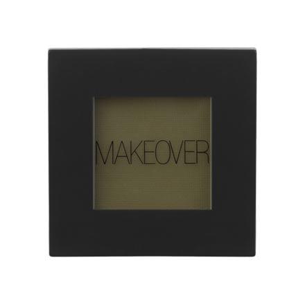 MAKEOVER PARIS, Тени для век Single Eyeshadow, Apple Green