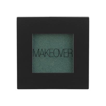 MAKEOVER PARIS, Тени для век Single Eyeshadow, Celadon