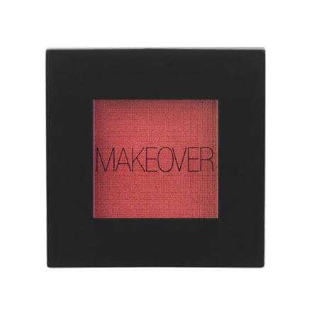 MAKEOVER PARIS, Тени для век Single Eyeshadow, Coral Pink
