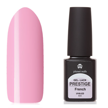 Planet Nails, Гель-лак Prestige French №335