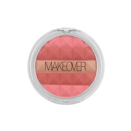 MAKEOVER PARIS, Компактные румяна, Pink Cheek Glow