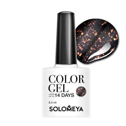 Solomeya, Гель-лак №95, Galaxy