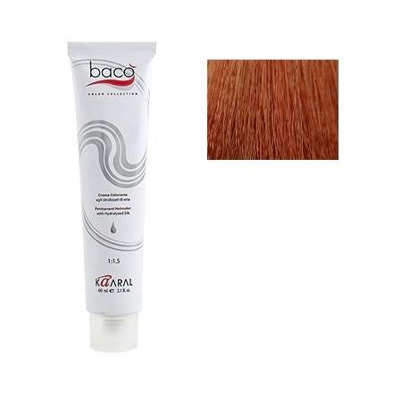 Kaaral, Крем-краска для волос Baco B7.43