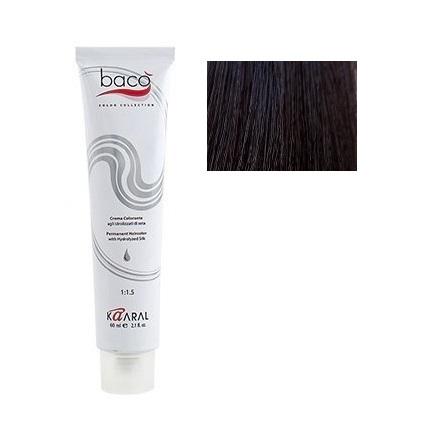 Kaaral, Крем-краска для волос Baco B 4.00