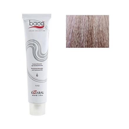 Kaaral, Крем-краска для волос Baco B 9.02