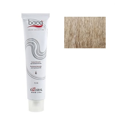 Kaaral, Крем-краска для волос Baco B 10.0SK