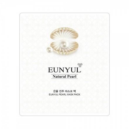 Eunyul, Маска для лица с экстрактом жемчуга, 30 мл