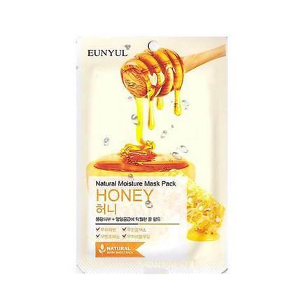 Eunyul, Тканевая маска для лица с экстрактом меда, 23 мл