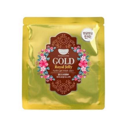 Koelf, Маска для лица «Золото и пчелиное маточное молочко», 30 г