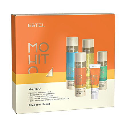 Estel, Набор для волос Mohito, манго