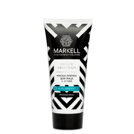 Markell, Маска-пленка для лица Professional Detox, 100 мл