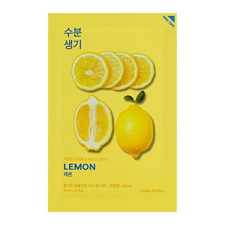 Holika Holika, Тканевая маска тонизирующая, Лимон