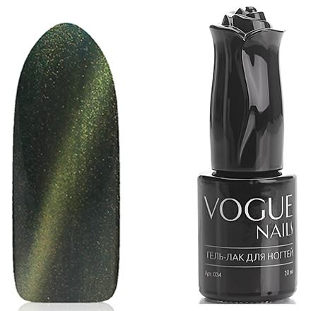 Vogue Nails, Гель-лак Кошачий глаз, Драгоценный дождь