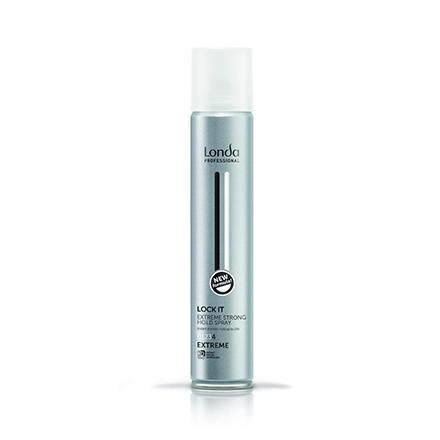 Londa Professional, Лак для волос экстрасильной фиксации Lock It, 300 мл
