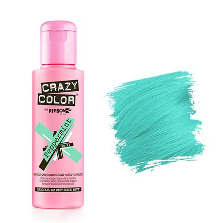 Crazy Color, Краска для волос №71, Peppermint