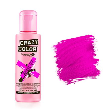 Crazy Color, Краска для волос №78, Rebel UV