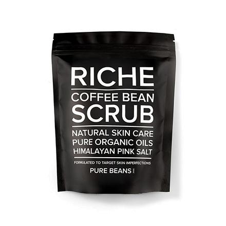 Riche, Кофейный скраб для тела «Оригинальный», 250 г