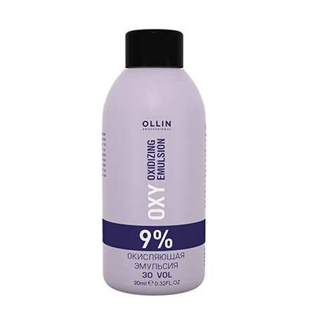 OLLIN, Окисляющая эмульсия Performance Oxy 30 Vol/9%, 90 мл