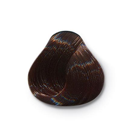 OLLIN, Крем-краска для волос Color 4/0
