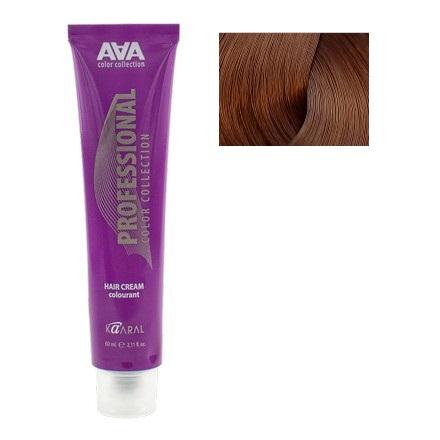 Kaaral, Крем-краска для волос AAA 7.3 (УЦЕНКА)