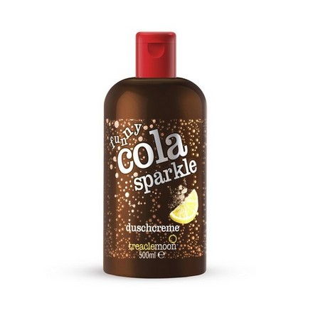 Treaclemoon, Гель для душа Funny Cola Sparkle, 500 мл