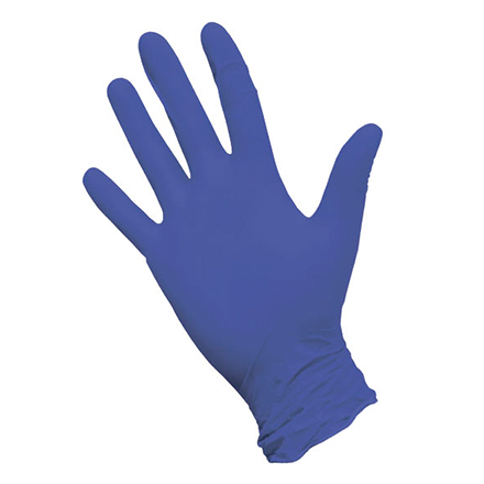 Nitrimax, Перчатки нитриловые фиолетовые М №50