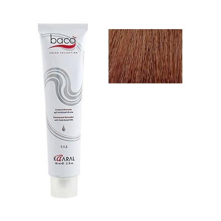Kaaral, Крем-краска для волос Baco B7.0SK