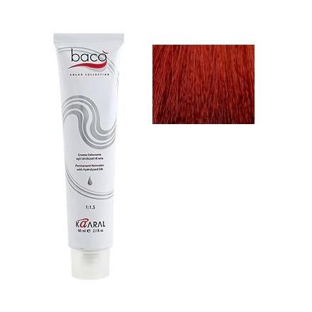 Kaaral, Крем-краска для волос Baco B7.44