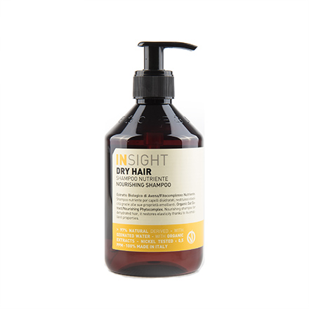 INSIGHT, Увлажняющий шампунь Dry Hair, 400 мл