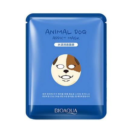 Bioaqua, Тканевая маска Animal Face, Dog, 30 г