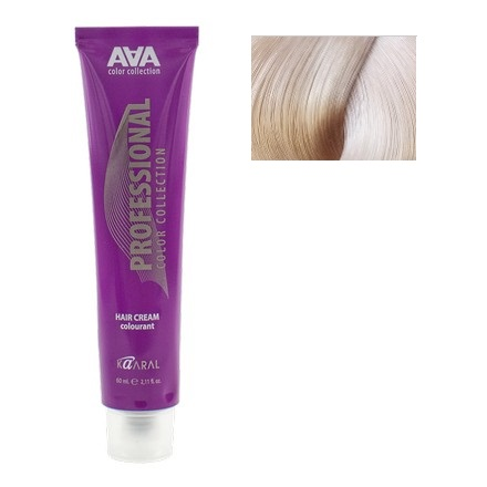 Kaaral, Крем-краска для волос AAA 12.8