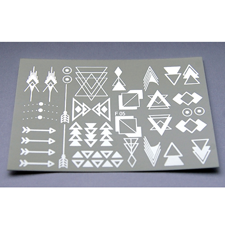 Freedecor, Слайдер-дизайн F5-06, серебро