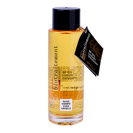 Brelil Professional, BB-масло для волос, лица и тела Luxury Infusion, 100 мл