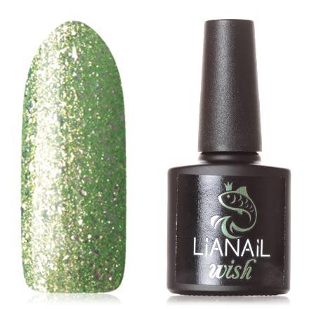 Гель-лак Lianail Wish Green Shine №014