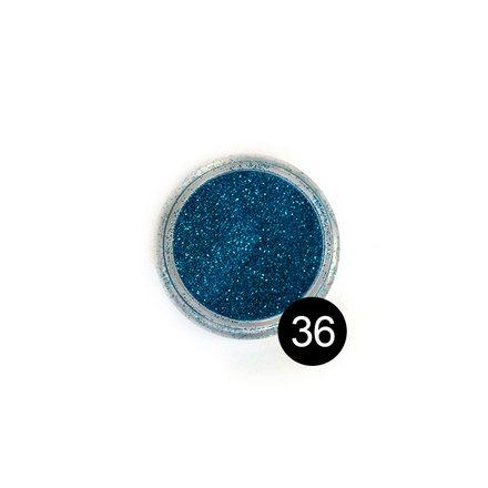 TNL, Дизайн для ногтей: блестки №36