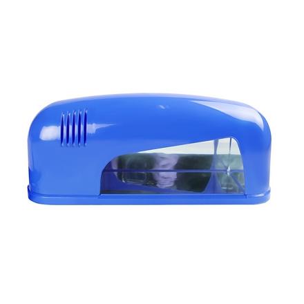 JessNail, Лампа UV, модель JN-TR-082, 9W, синяя (электронная)
