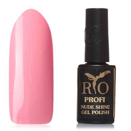 Rio Profi, Гель-лак Nude Shine №03, Девичник