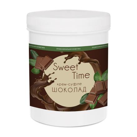 Domix, Крем-суфле «Шоколад», 1 л