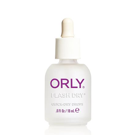 ORLY, Сушка для лака Flash Dry Drops, 18 мл