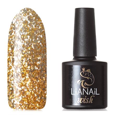 Гель-лак Lianail Wish Gold Shine №002