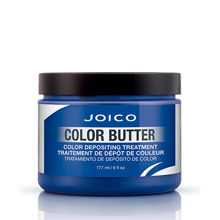 Joico, Тонирующая маска Color Butter, голубая, 177 мл