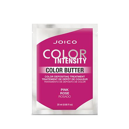 Joico, Тонирующая мини-маска Color Butter, розовая, 20 мл