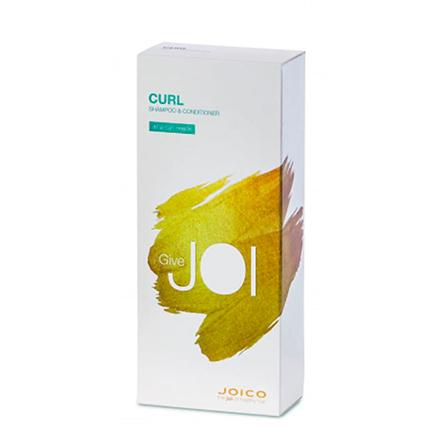 Joico, Набор c шампунем и кондиционером Curl