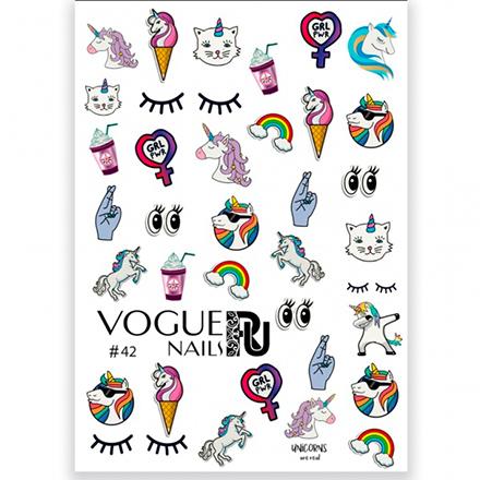 Vogue Nails, 3D-слайдер №42